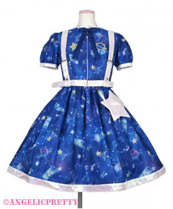 [Reservation] Galaxy Cocktail Onepiece