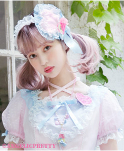 [Reservation] Topping Heart Headbow