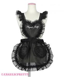 [Reservation] Paris Exclusive ☆ Heart Fairy Ruffle Apron