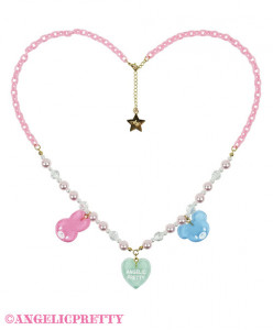 [Reservation] Happy Garland Necklace