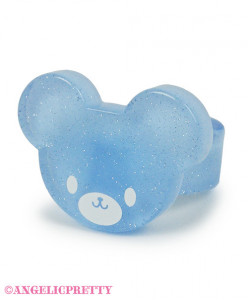 [Reservation] Happy Bear Ring