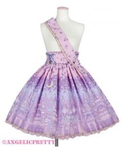 [Reservation] Moonlight Castle Skirt