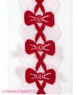 [Reservation] Trio Ribbon Overknees