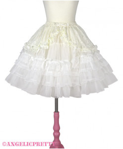 [Reservation] Classical Ballerina Skirt