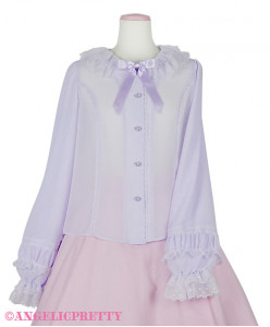 [Reservation] Whip Doll Long Sleeve Blouse