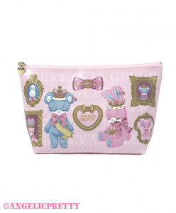 [Reservation] Dolls Collection Pouch