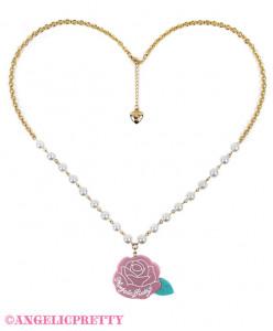[Reservation] Rose Necklace