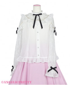 [Reservation] Spooky Night Doll Blouse