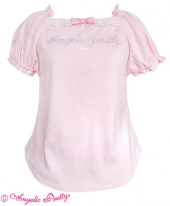 Angelic Pretty Paris Cutsew