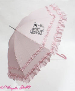 Mademoiselle de Paris Umbrella