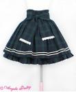 Bunny College Skirt