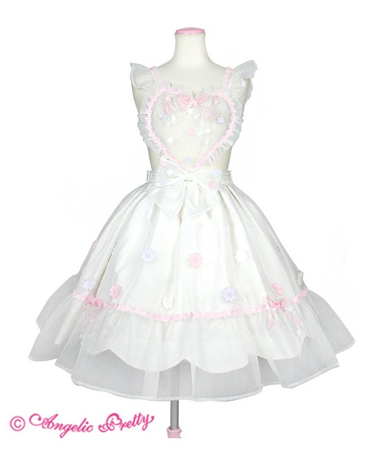 Happiness Easter Apron Skirt