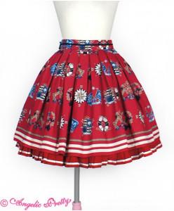 Vintage Marine Skirt