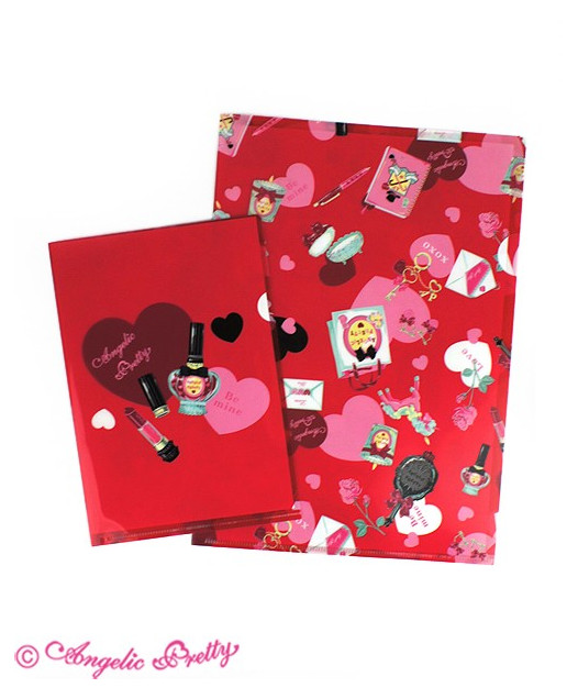 Lovely Shopping Clearfile Set