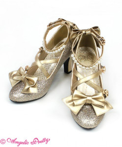 Party Glitter Shoes