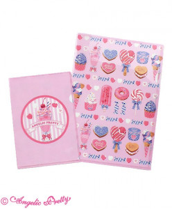 Sugar Candy Shop Clearfile Set