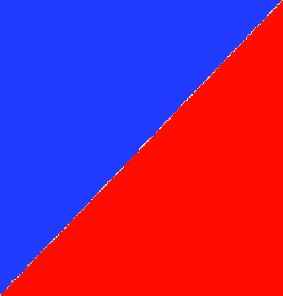 Blue x Red