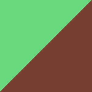 Mint x Brown